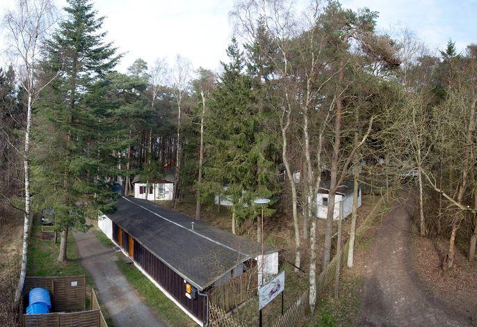 Bungalow im Bungalowdorf MC Burgstädt