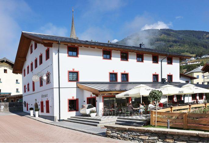 Ferienwohnung im Ortszentrum und 5 km zum Kitzsteinhorn