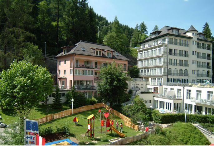 Ferienwohnung mit Hallenbad und Wellnessbereich