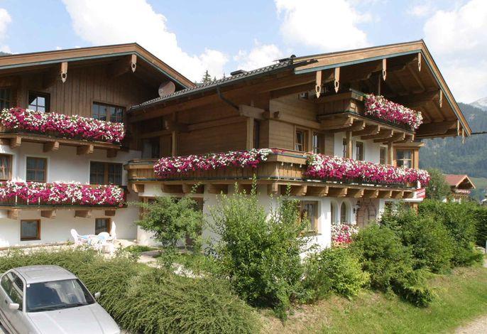 Ferienwohnung mit Balkon in ruhiger Lage