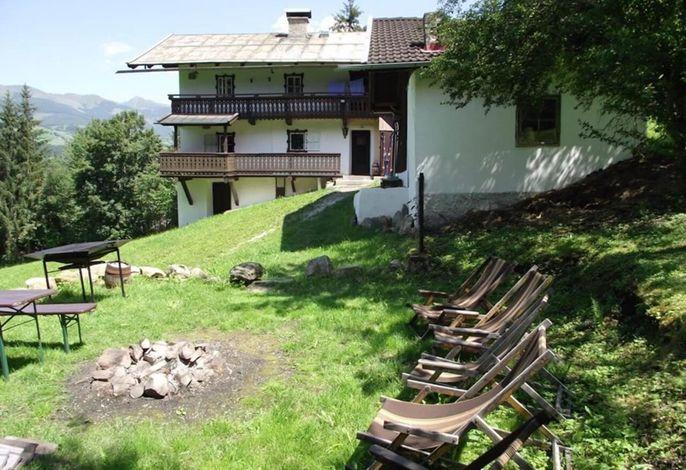 Berghütte Almhütte Katharina in traumhafter Alleinlage