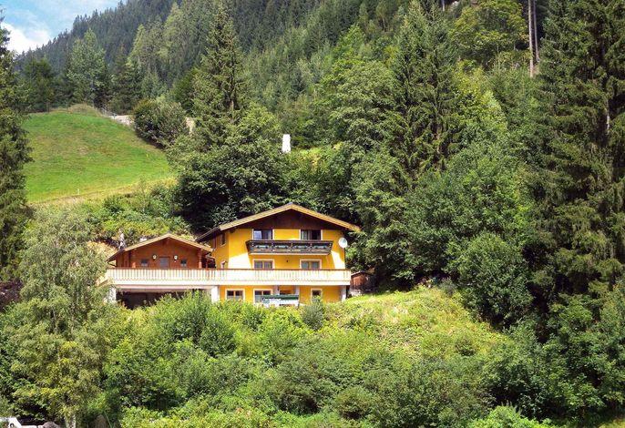 Ferienwohnung mit Sauna am Waldrand