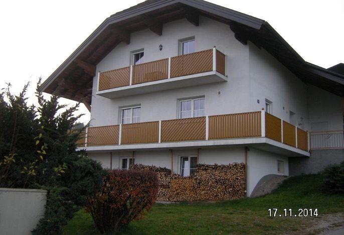 Ferienwohnung am Obertrummersee mit Gartengrundstück
