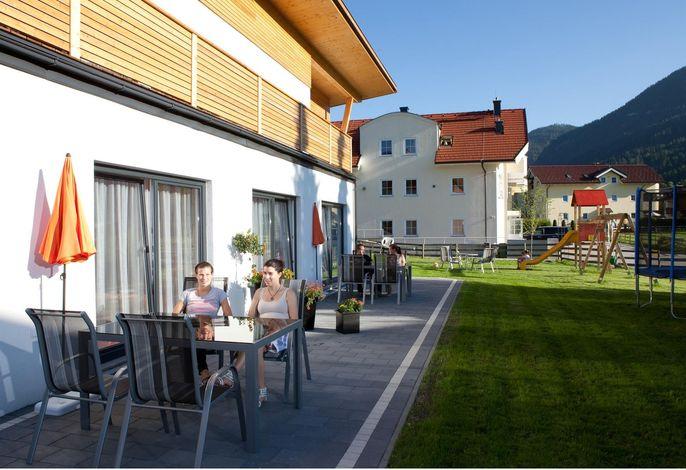 Ferienwohnung in Salzburger Bergen