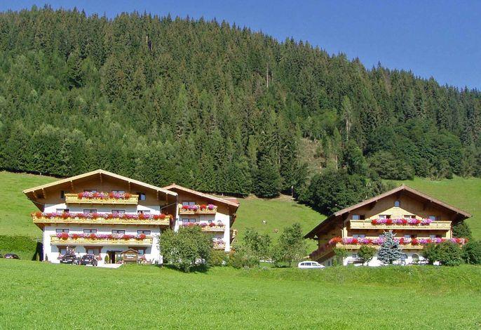 Ferienwohnung in der Ferienanlage Alpin Apart