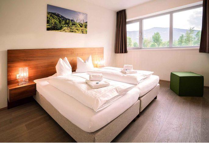 Hotelapartment in der Tauernresidenz Radstadt