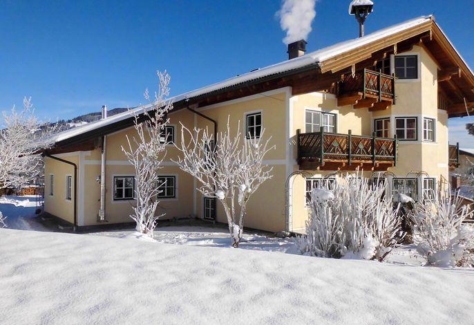 Ferienwohnung in Flachau mit Grillplatz und 2 Schlafzimmer