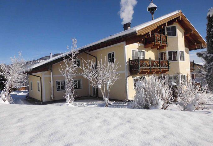 Ferienwohnung mit Blick auf Flachau