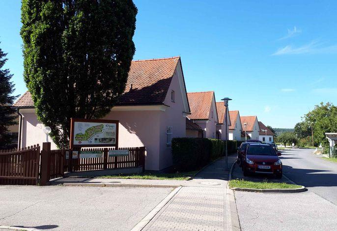 Ferienhaus im Thermal-Biodorf inkl. Wellness