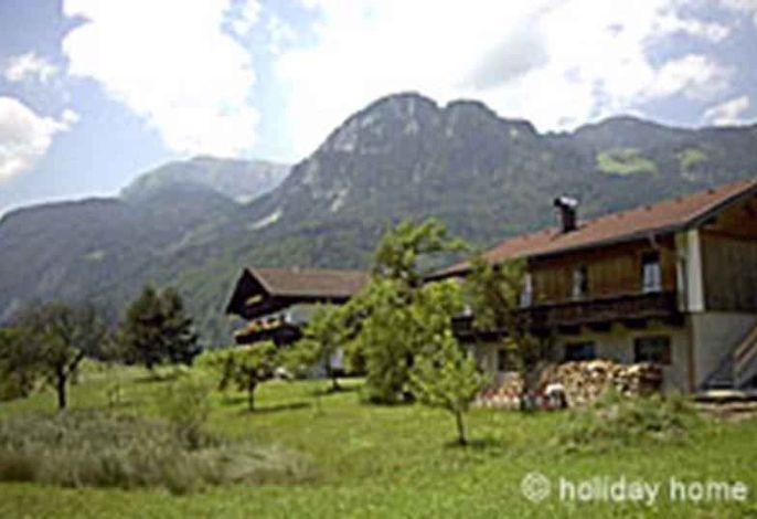 Ferienwohnung auf dem Bauernhof am Krummsee