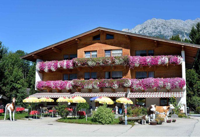 Ferienwohnung auf Gasthof im Skigebiet