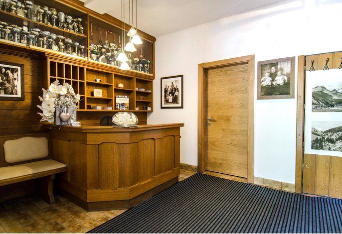 Ferienwohnung im Apartmenthaus Chalet Sofie