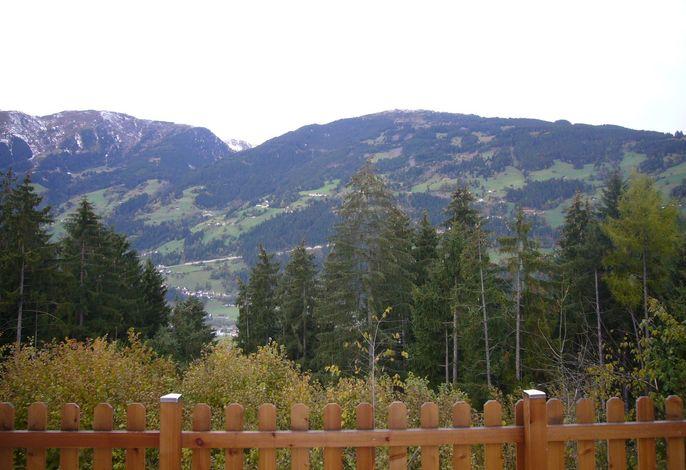 Ferienwohnung mit Terrasse im Skigebiet