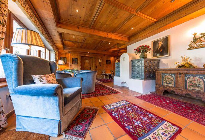Ferienwohnung mit Balkon und Internet im Skigebiet