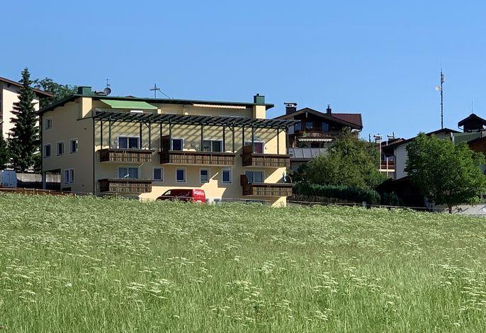 Ferienwohnung an der Talstation Kaltenbach/Hochzillertal