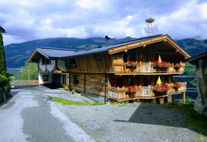 Ferienwohnung auf einem Bergbauernhof