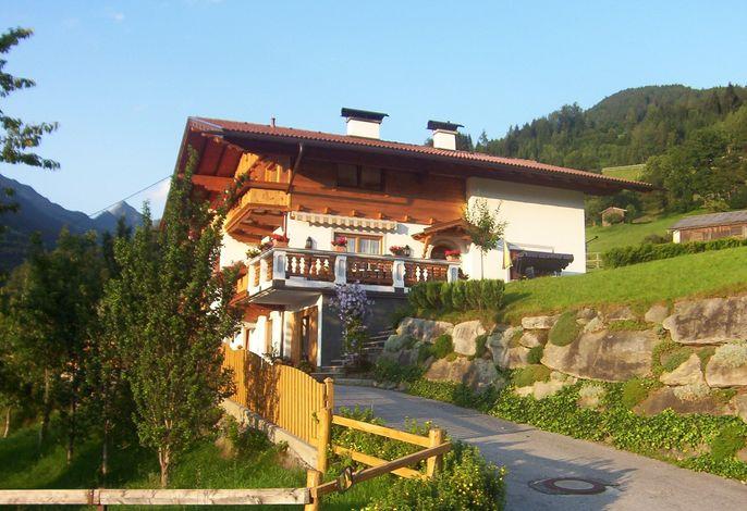 Ferienwohnung mitten im Zillertal