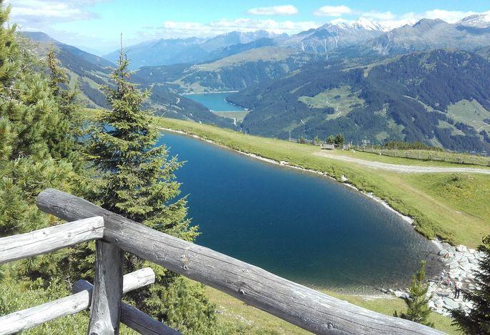 Ferienwohnung mit Ausblick auf das Zillertal