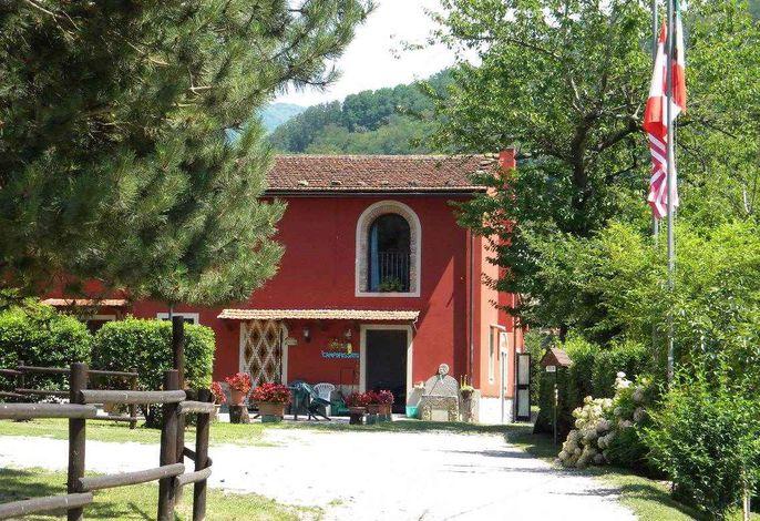 Ferienwohnung in Agriturismo Podere Campofossato