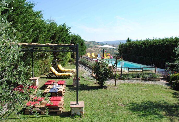 Villa mit Klimaanlage, WLAN und Schwimmbad