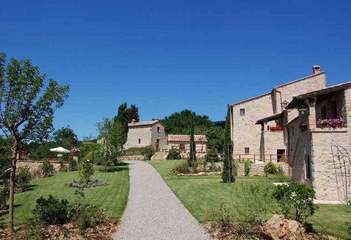Ferienwohnung in der Anlage Borgo del Grillo