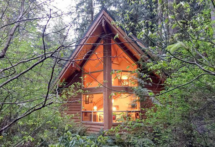 Ferienhaus in a quiet location