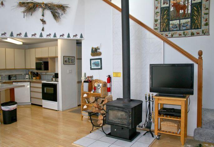 Ferienhaus with WLAN