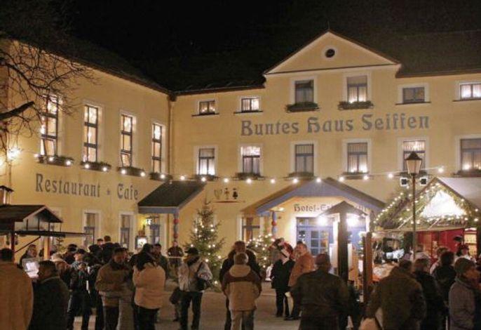 Hotel Erbgericht Buntes Haus Seiffen