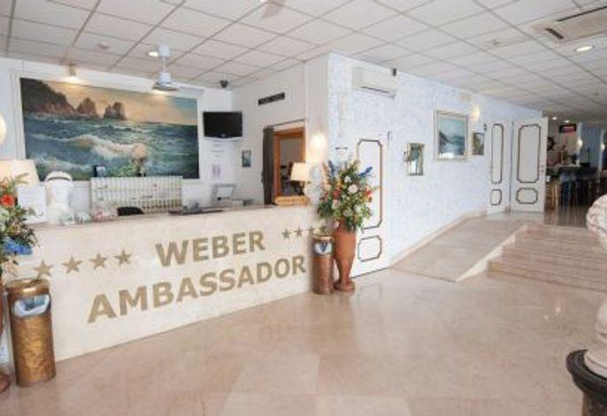 Weber Ambassador