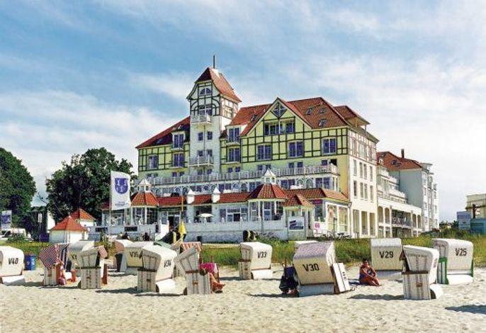 Upstalsboom Ferienwohnungen im Meeresblick