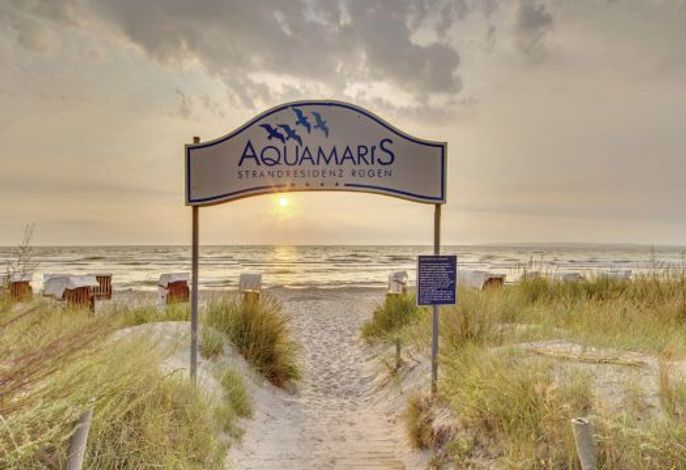 Aquamaris Strandresidenz Rügen