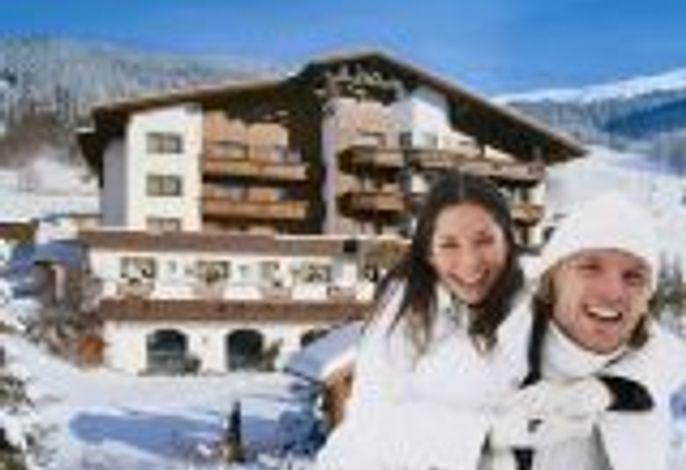 Hotel Venetblick, direkt an der Talstation der Hochzeiger Bergbahnen.