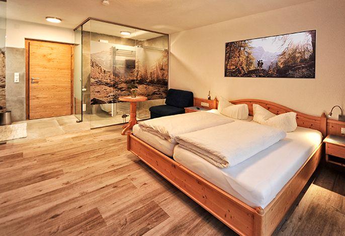 Ferienwohnung 1, 2. Schlafzimmer
