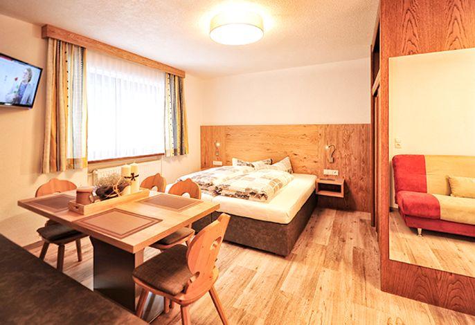 Ferienwohnung 1, 1. Schlafzimmer