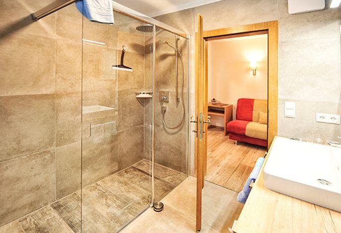 Ferienwohnung 1, 1. Badezimmer