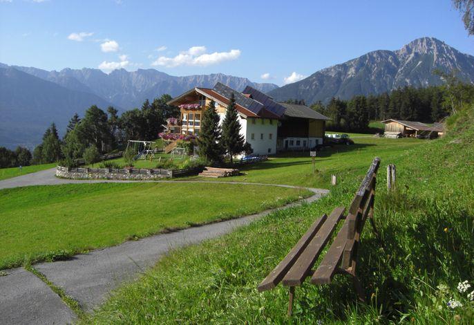 Berghof Thöni im Sommer