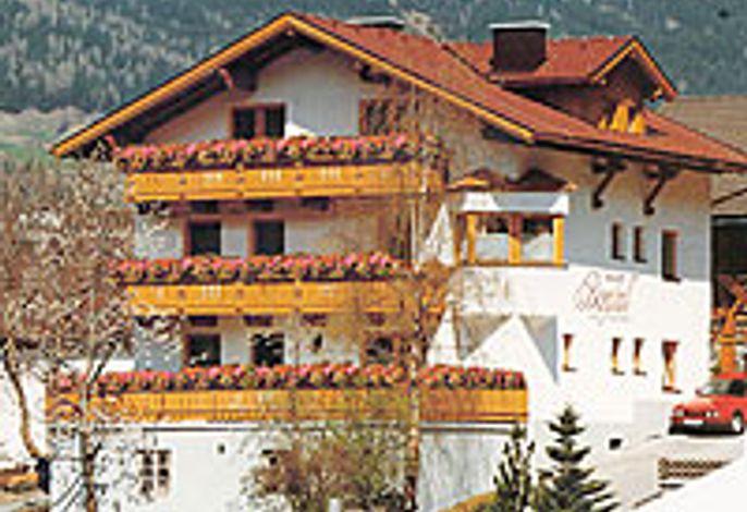Ferienwohnung Haus Burgstall