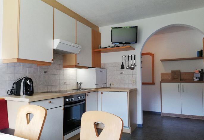 Küche Wohnung 1 und 2