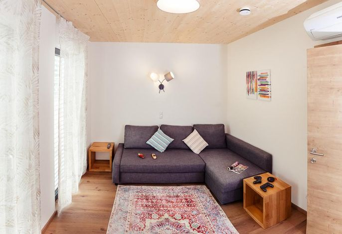 Wohnzimmer im Chalet