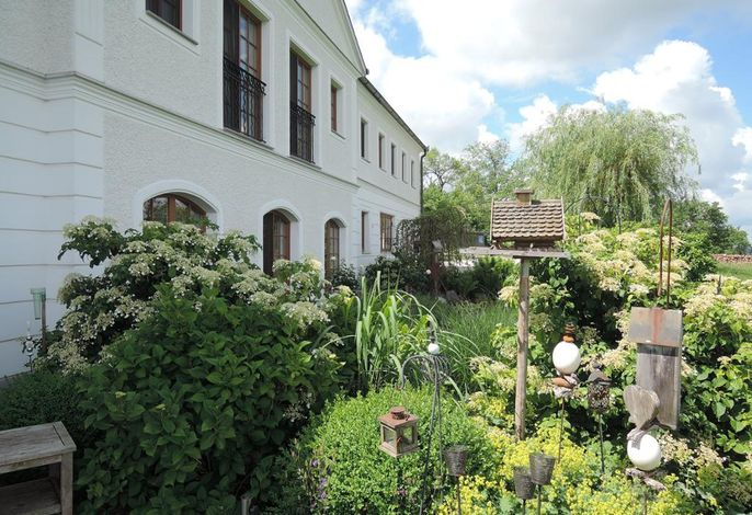 Garten Landhaus Aigner