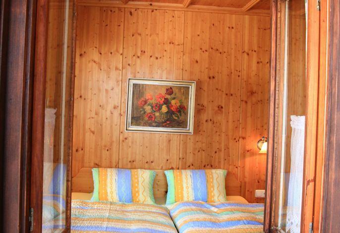 Schlafzimmer Apartment Gosaukamm