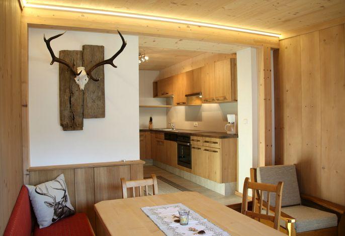 Küche Apartment Donnerkogel