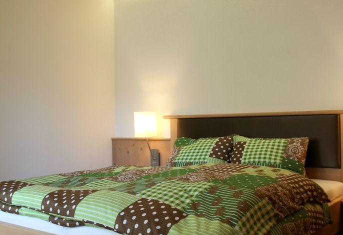 Schlafzimmer Apartment Donnerkogel