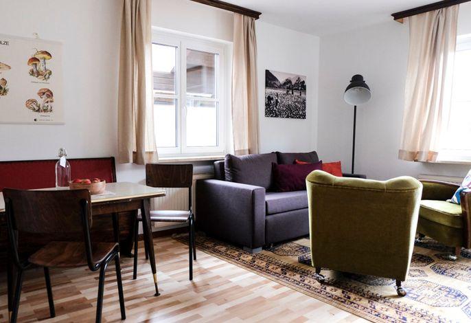 Apartment Töpper