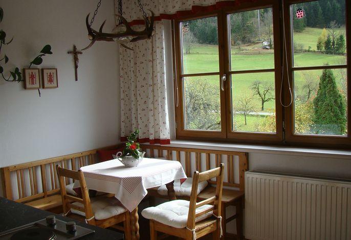 Plachl Ferienwohnung Küche