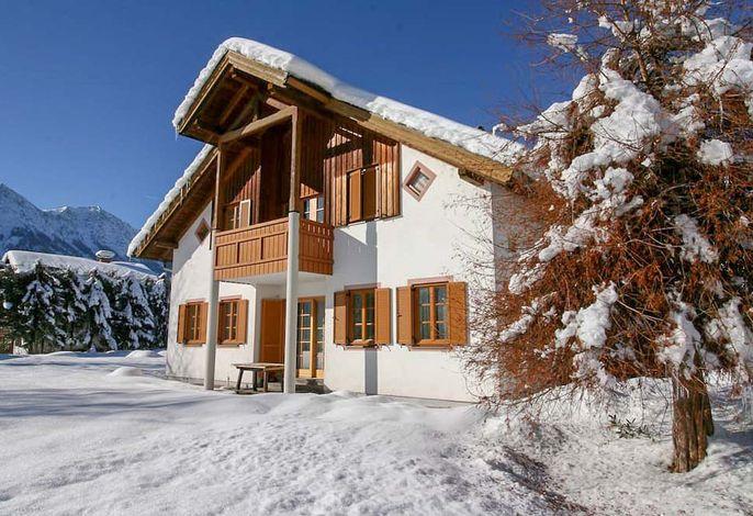 Ferienhaus Villa Anna im Winter