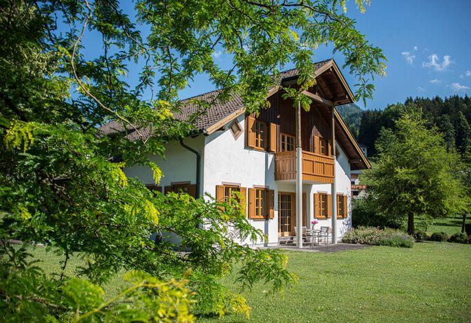Villa Anna im Sommer