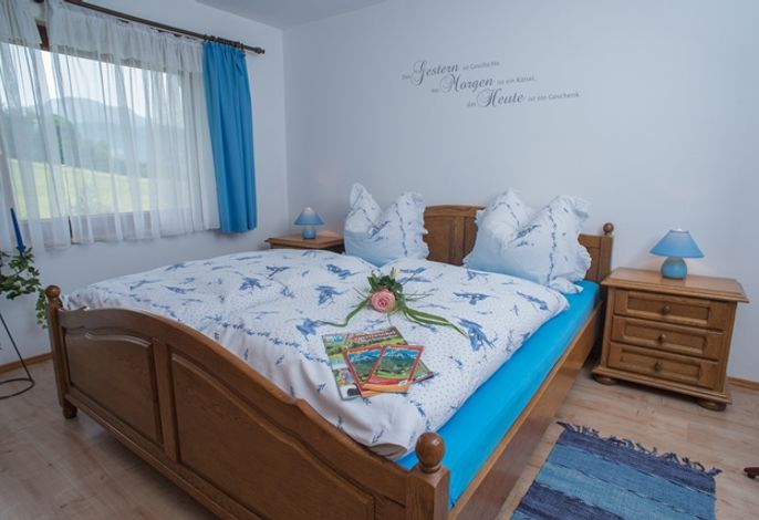 1 Schlafzimmer mit Panorama-Bergblick