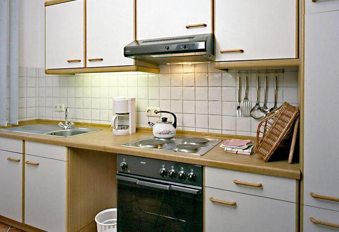 Fewo Müllnerhorn - Küche