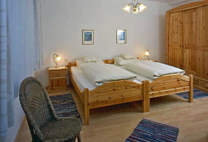 Fewo Müllnerhorn - Schlafzimmer